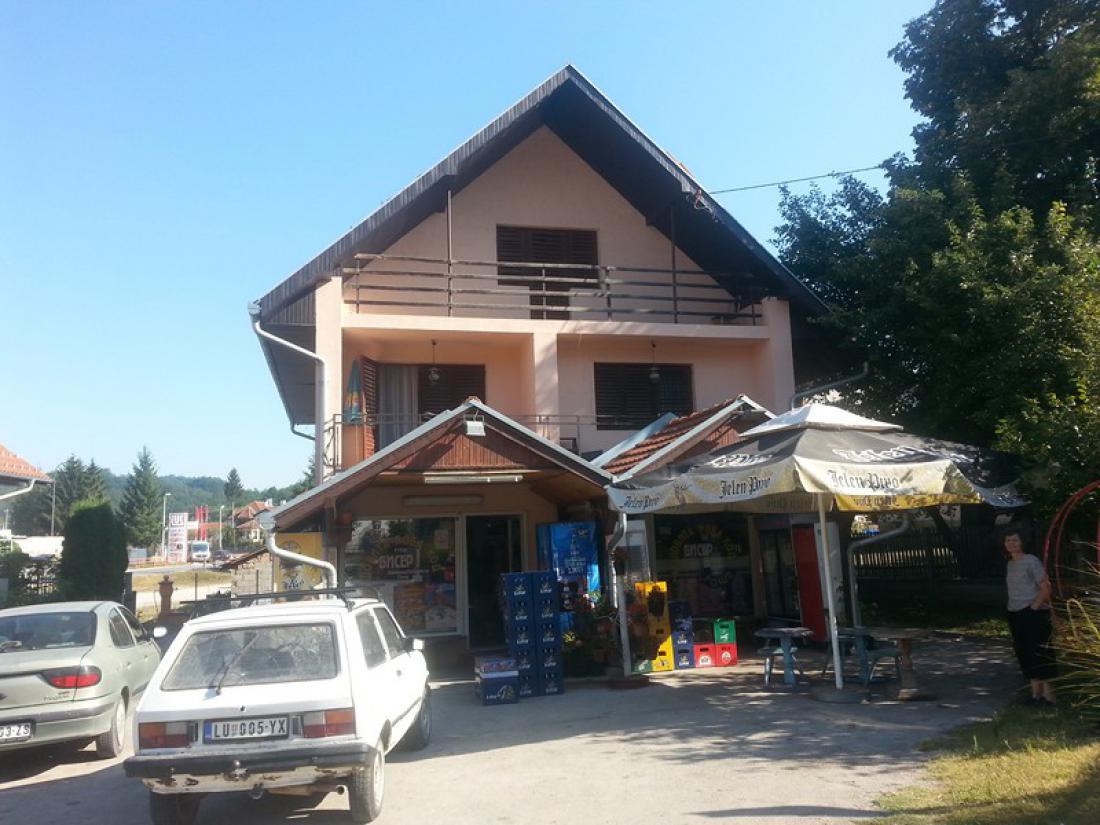 House Branka - Guca festival